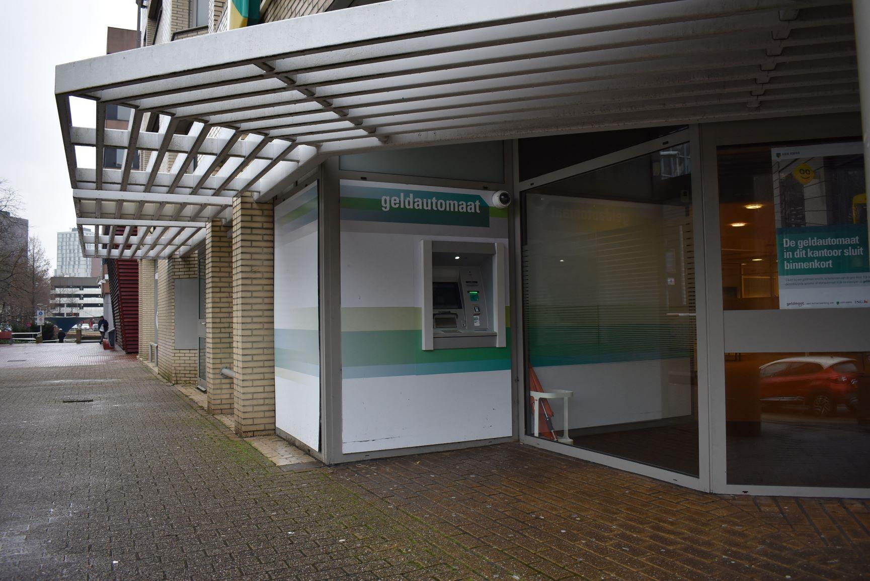 ABN Amro geldautomaat Zoetermeer