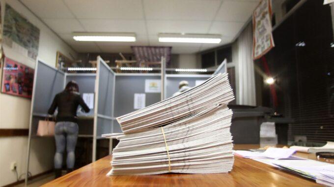 Stemmen Zoetermeer