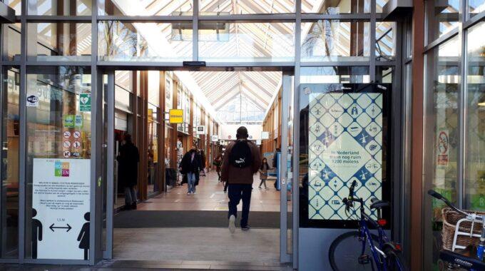 Winkelcentrum Rokkeveen