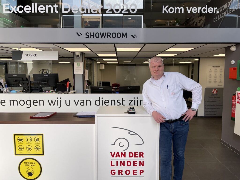 Van der Linden Groep, Niek Dracht