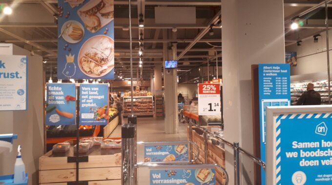 Supermarkten Pasen Goede Vrijdag