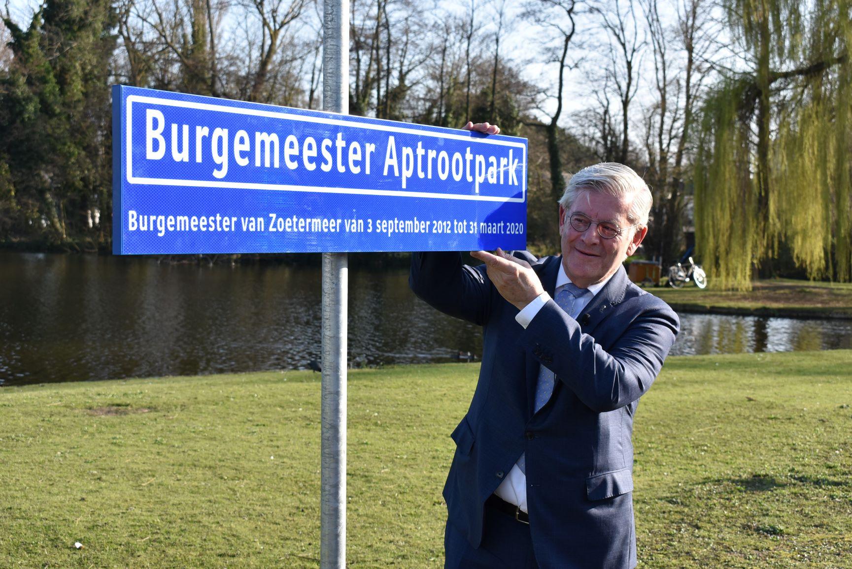 Burgemeester Aptrootpark