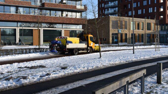 Zoutwagen Zoetermeer
