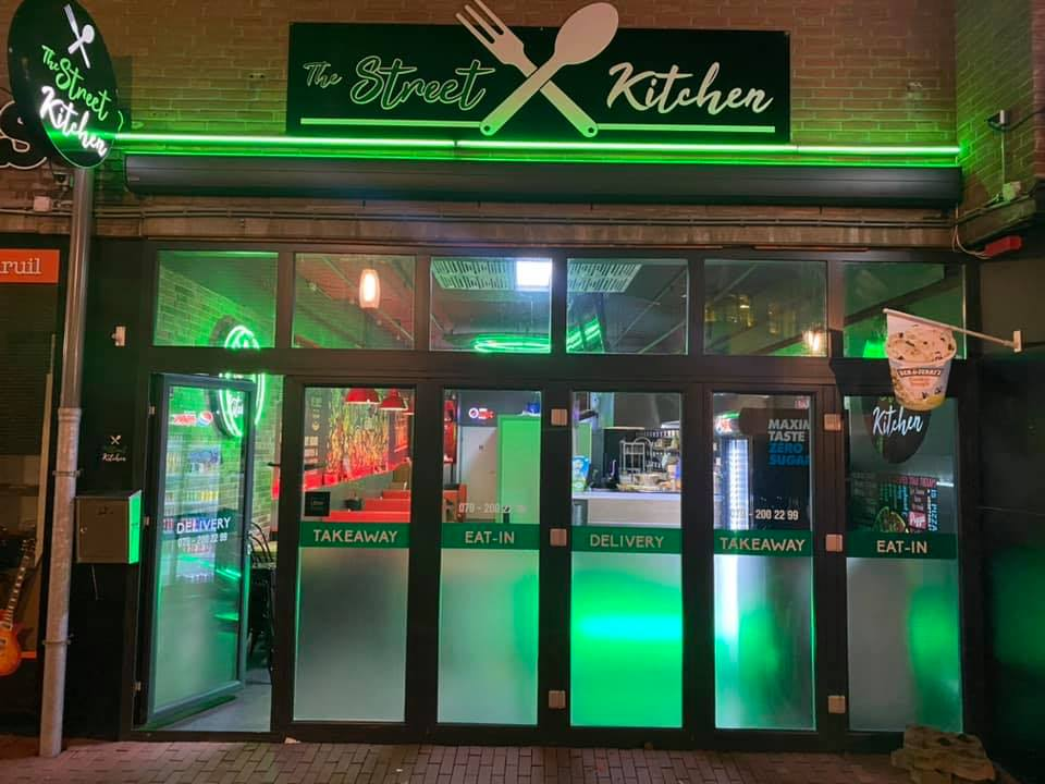 The Street Kitchen Zoetermeer
