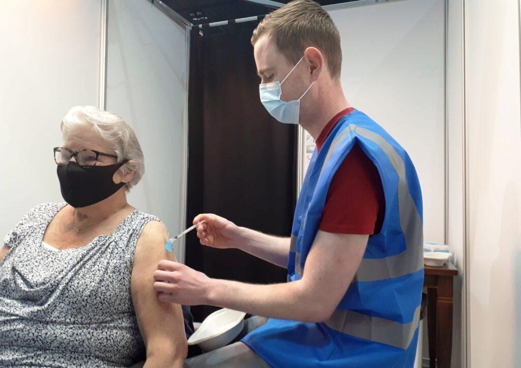 Vaccinatielocatie Zoetermeer