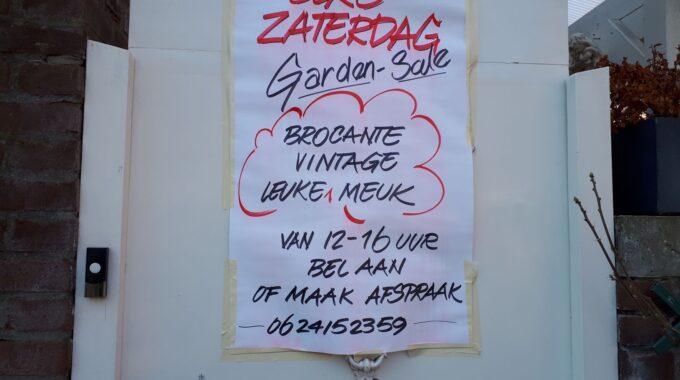 Gardensale Zoetermeer