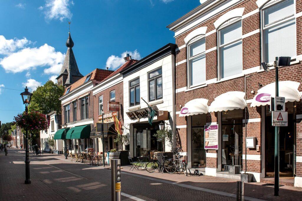 Zoetermeer is de plek, Dorpsstraat