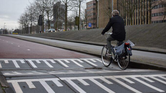 Onhandige fietsplekken Zoetermeer