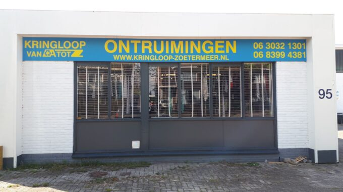 Kringloop Zoetermeer