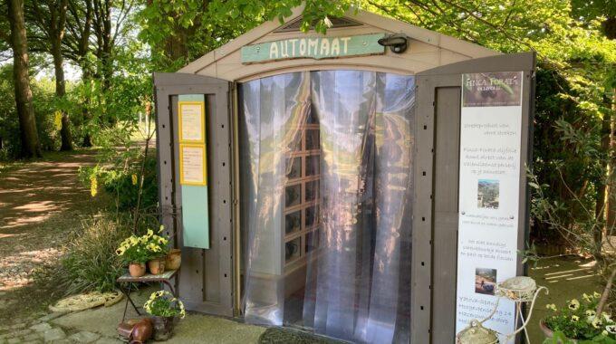 Olijfolieautomaat