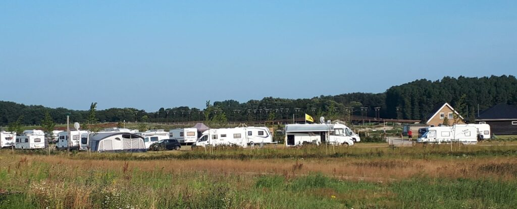 Camping De Drie Morgen Zoetermeer