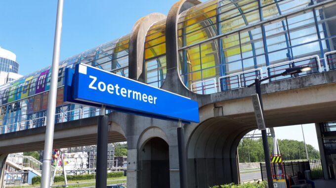Treinstation Zoetermeer