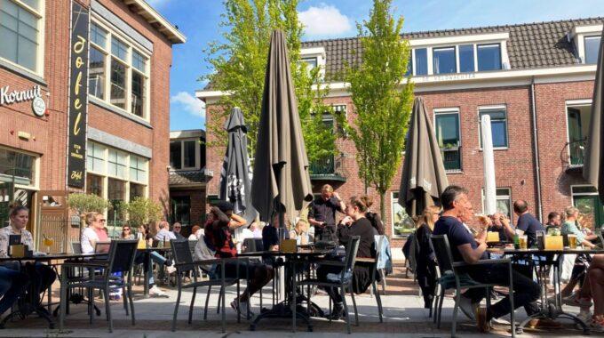 Terras Zoetermeer
