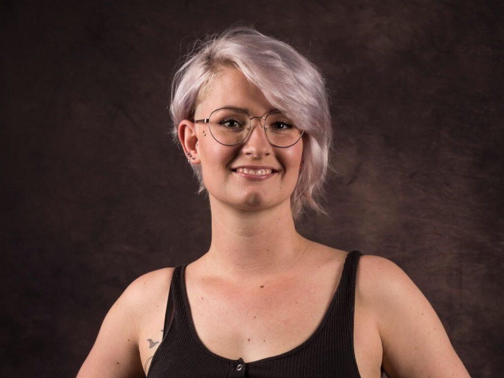 Joelle de Putter van Kinki Kappers (ondernemersserie Stadshart)