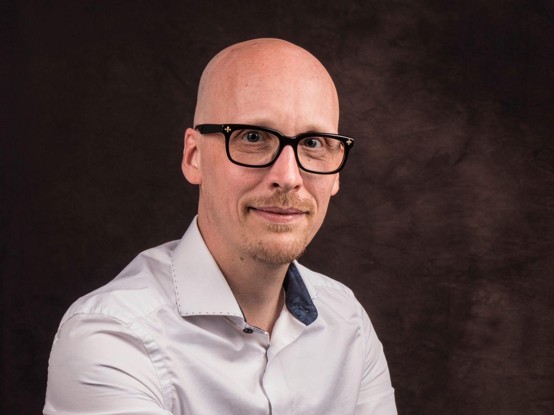 Roy Arends, Fashion Optiek (ondernemersserie Stadshart)