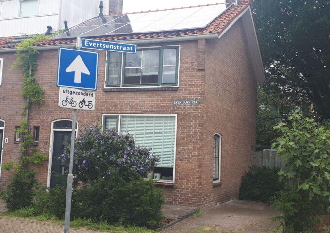 Evertsenstraat Zoetermeer