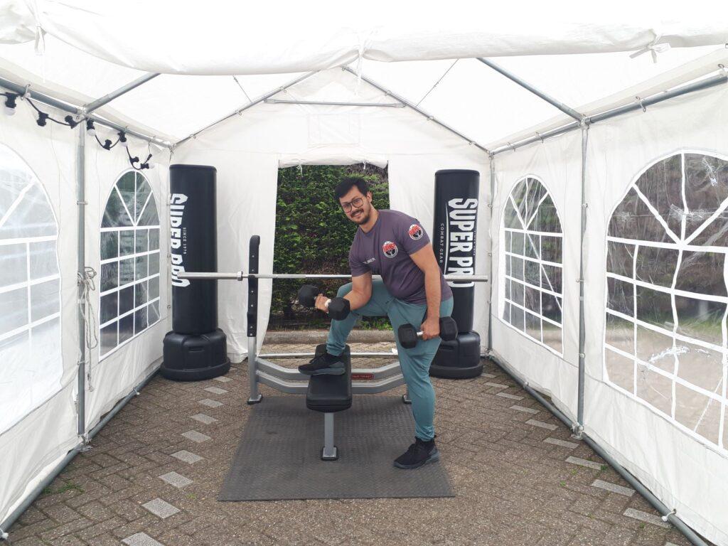 Tent Zoetermeer