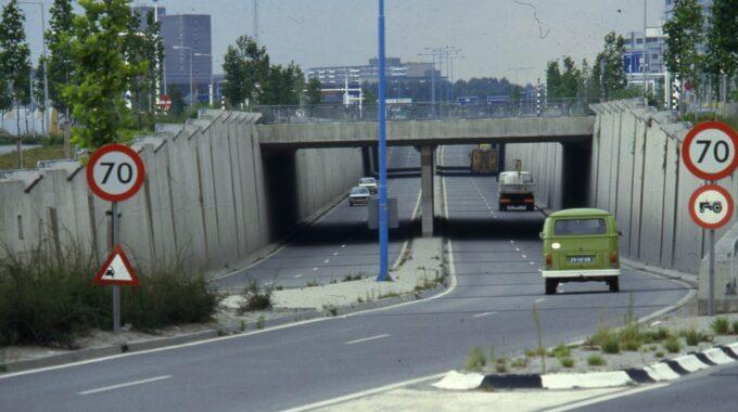 Europatunnel Zoetermeer