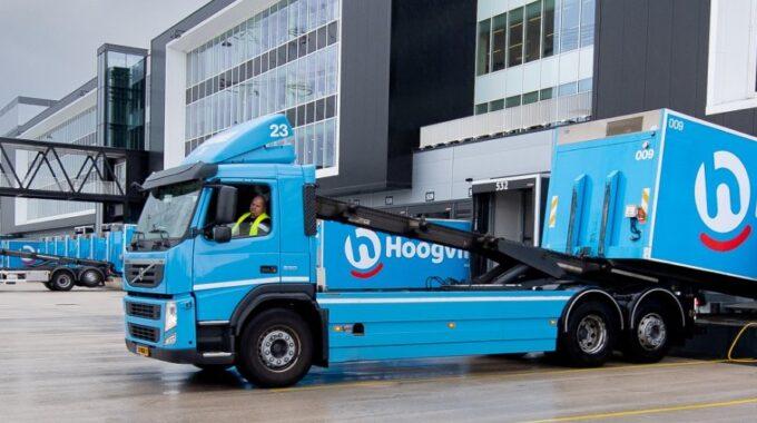 Hoogvliet vacture vrachtwagenchauffeur (Foto Hoogvliet)