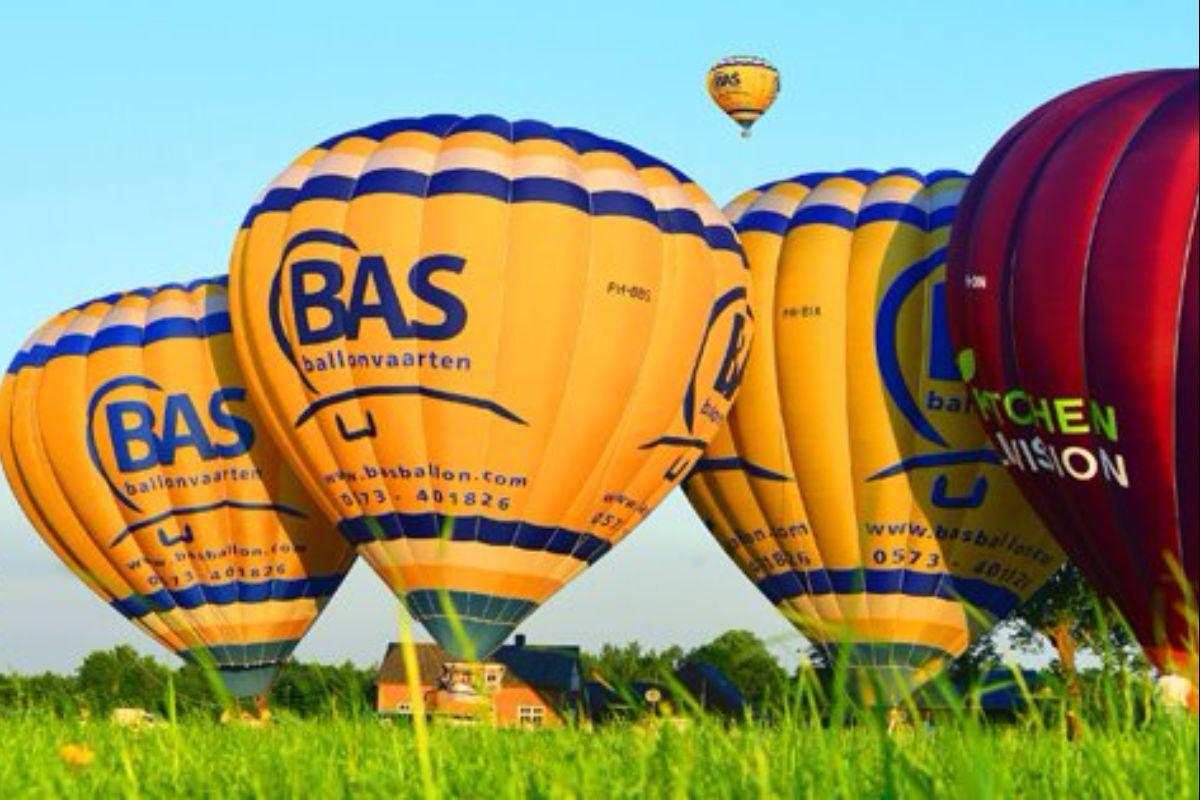 basballonvaarten