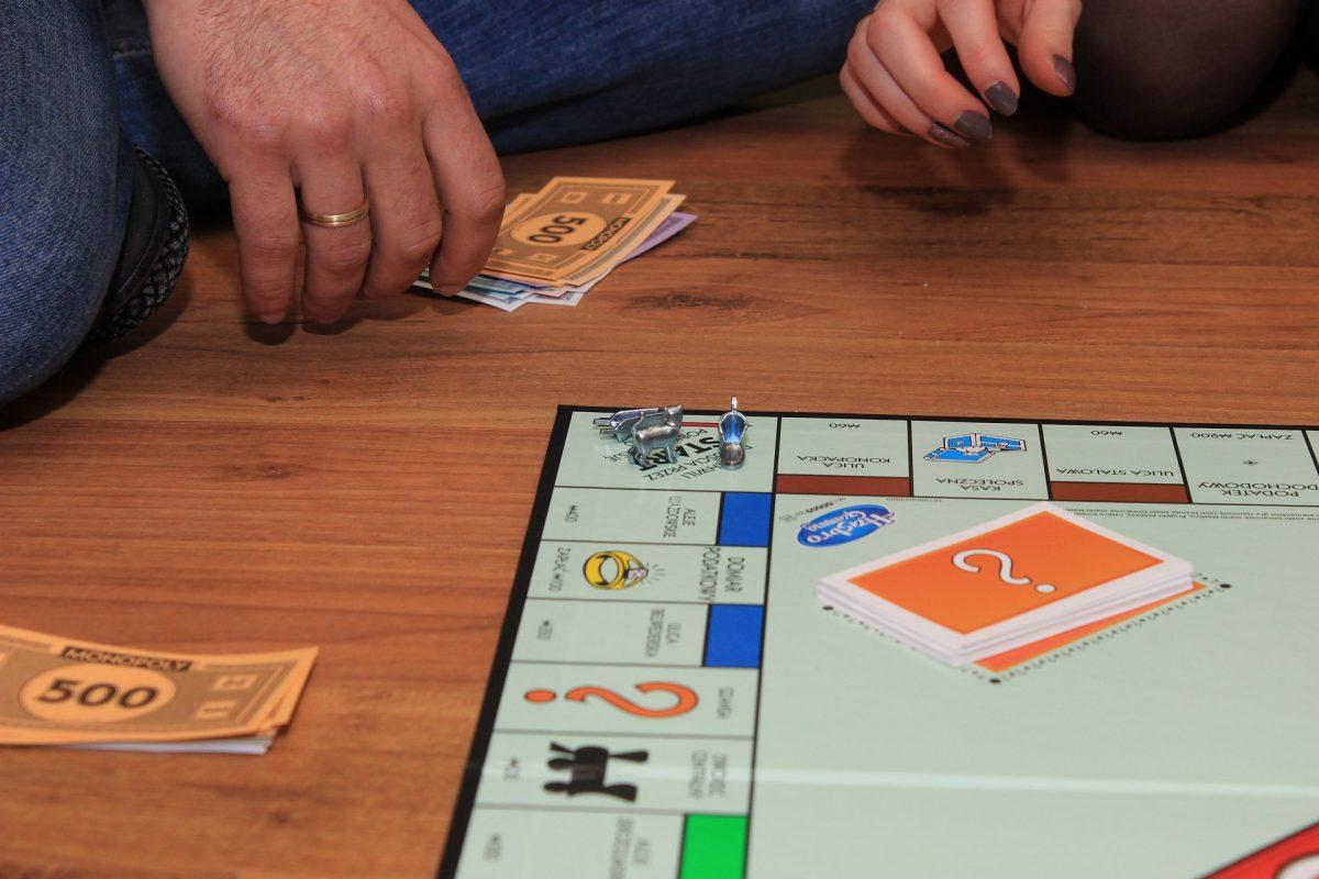 monopoly-bordspel