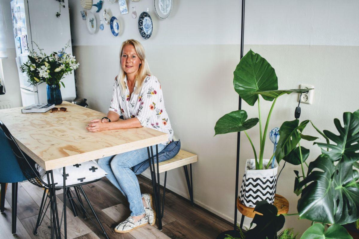 Van Kleurrijk Naar Industrieel En Botanisch Bijna Alles In Huis Heb Ik Zelf Gedaan Indebuurt Zwolle
