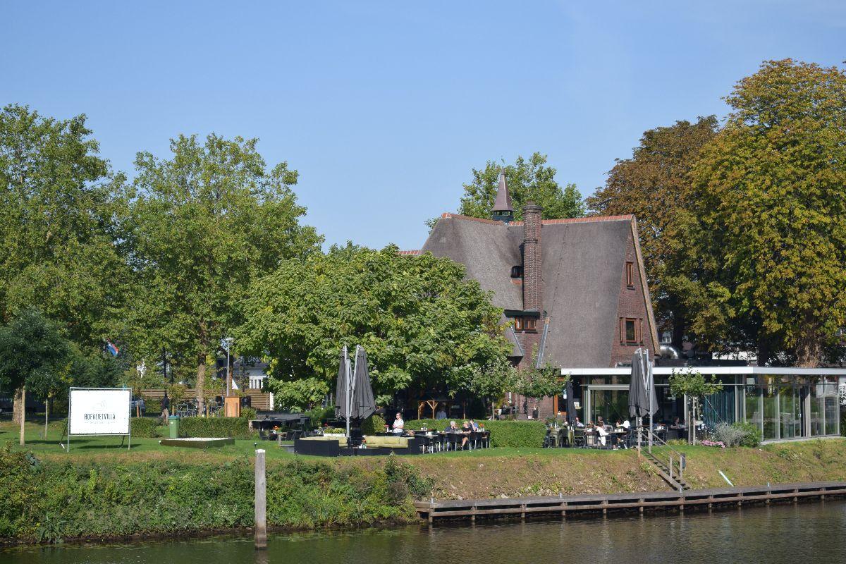 Hofvliet villa