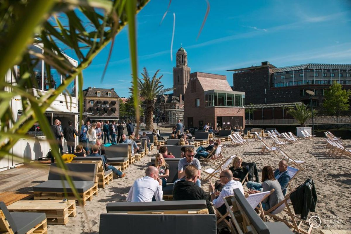 zomer in Zwolle