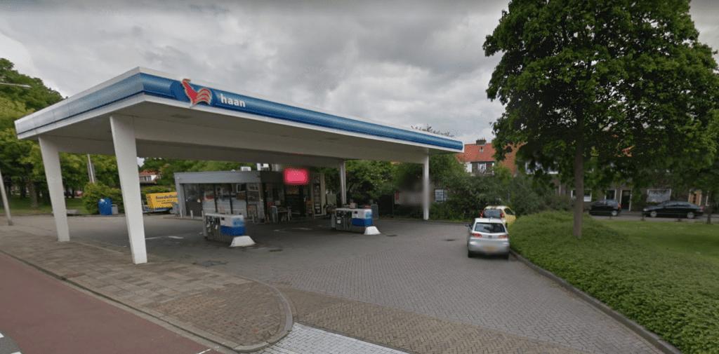 Haan tankstation Zwolle