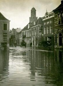 Blijmarkt 1916