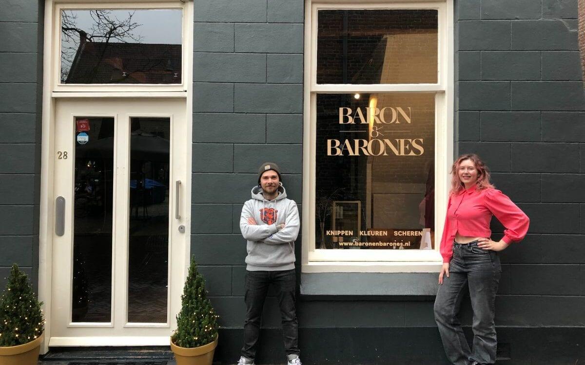 Baron en Barones