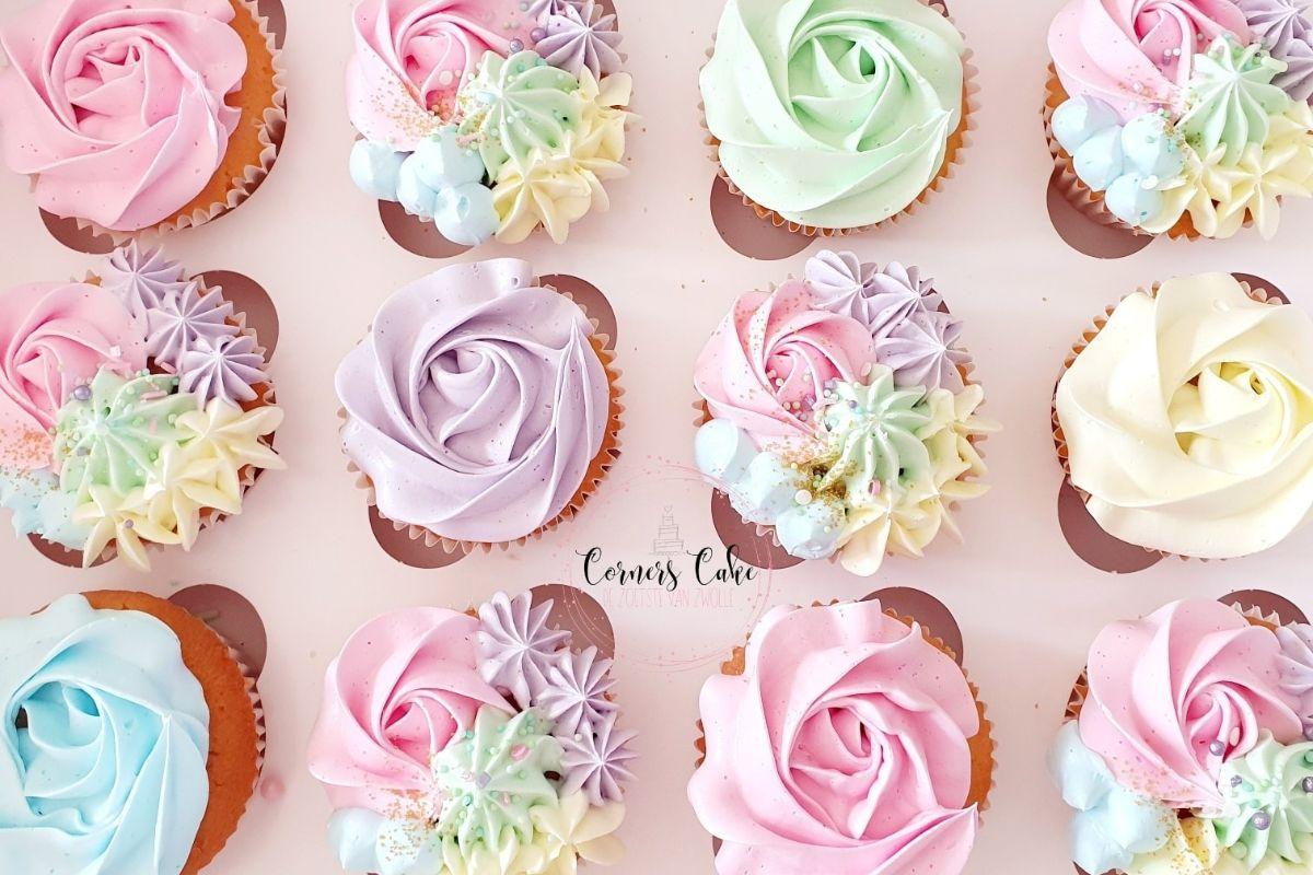 corners cake