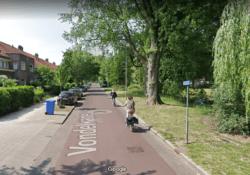 Fietsstraat Vondelkade
