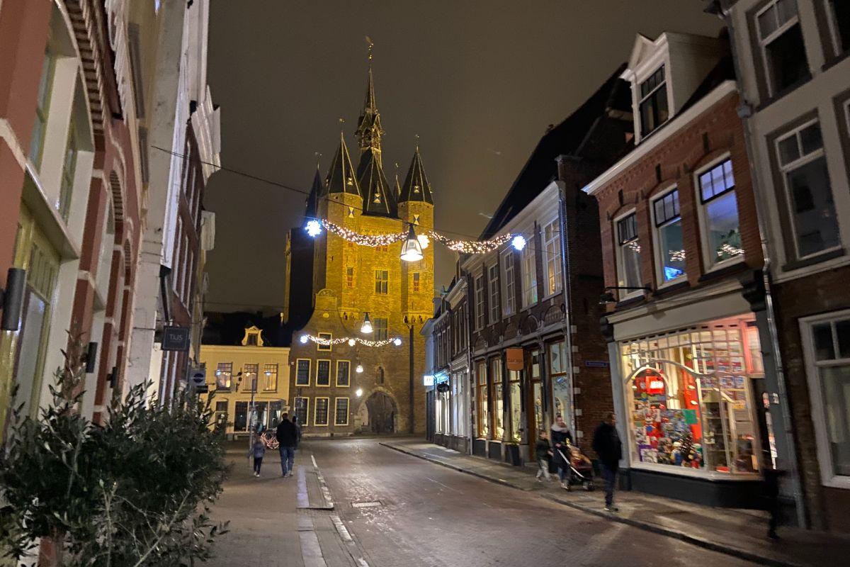 Avondklok Zwolle