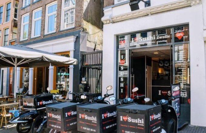 i love sushi Zwolle