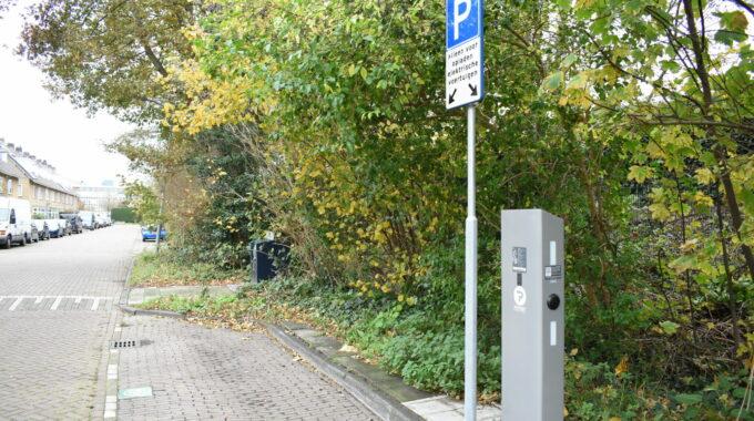 Oplaadpunt Zwolle