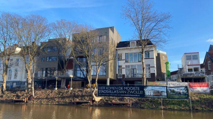 Stadsvilla's Zwolle