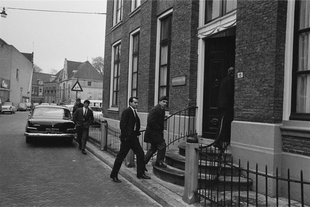 Verdachten 1966