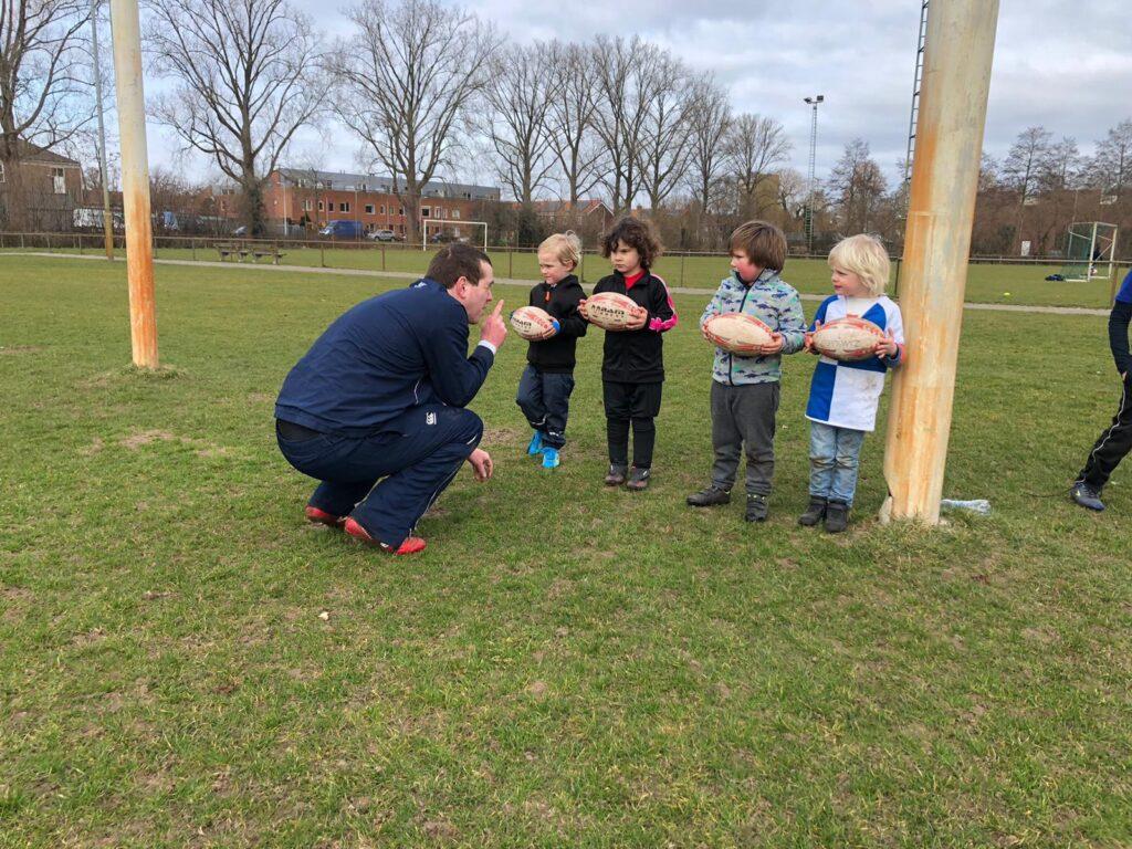 Rugbyclub Zwolle.