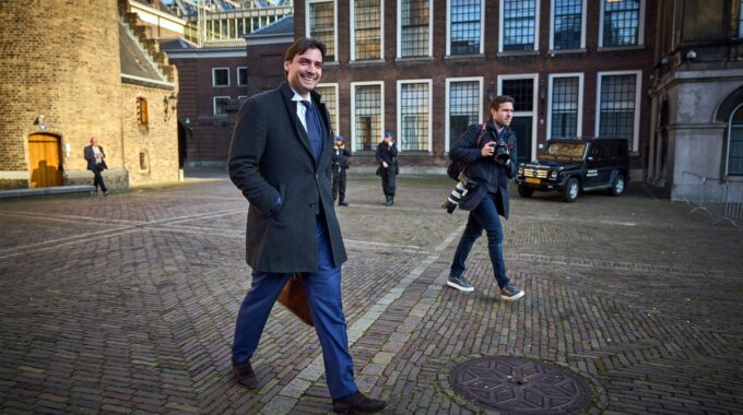 Thierry Baudet Zwolle