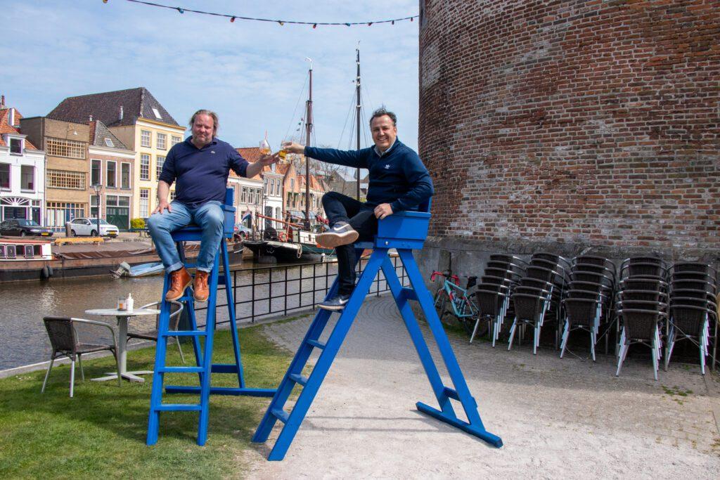 Ladderzit Zwolle