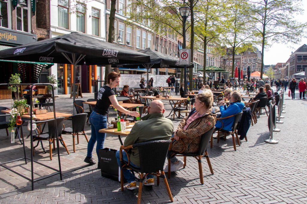 Terras Zwolle