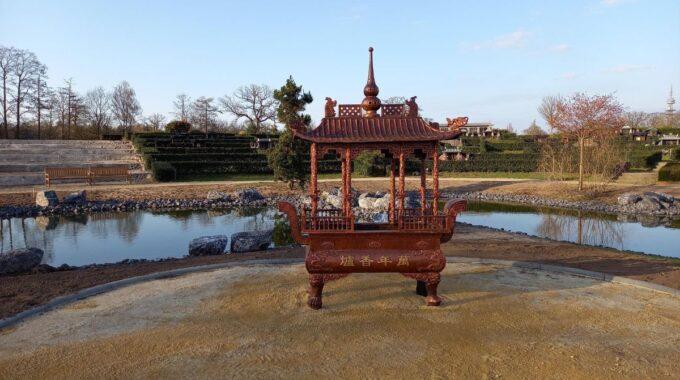 Chinese begraafplaats in Zwolle