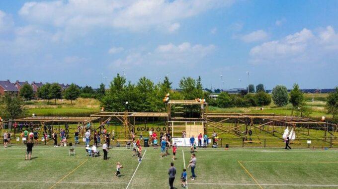 Hindernisbaan Zwolle
