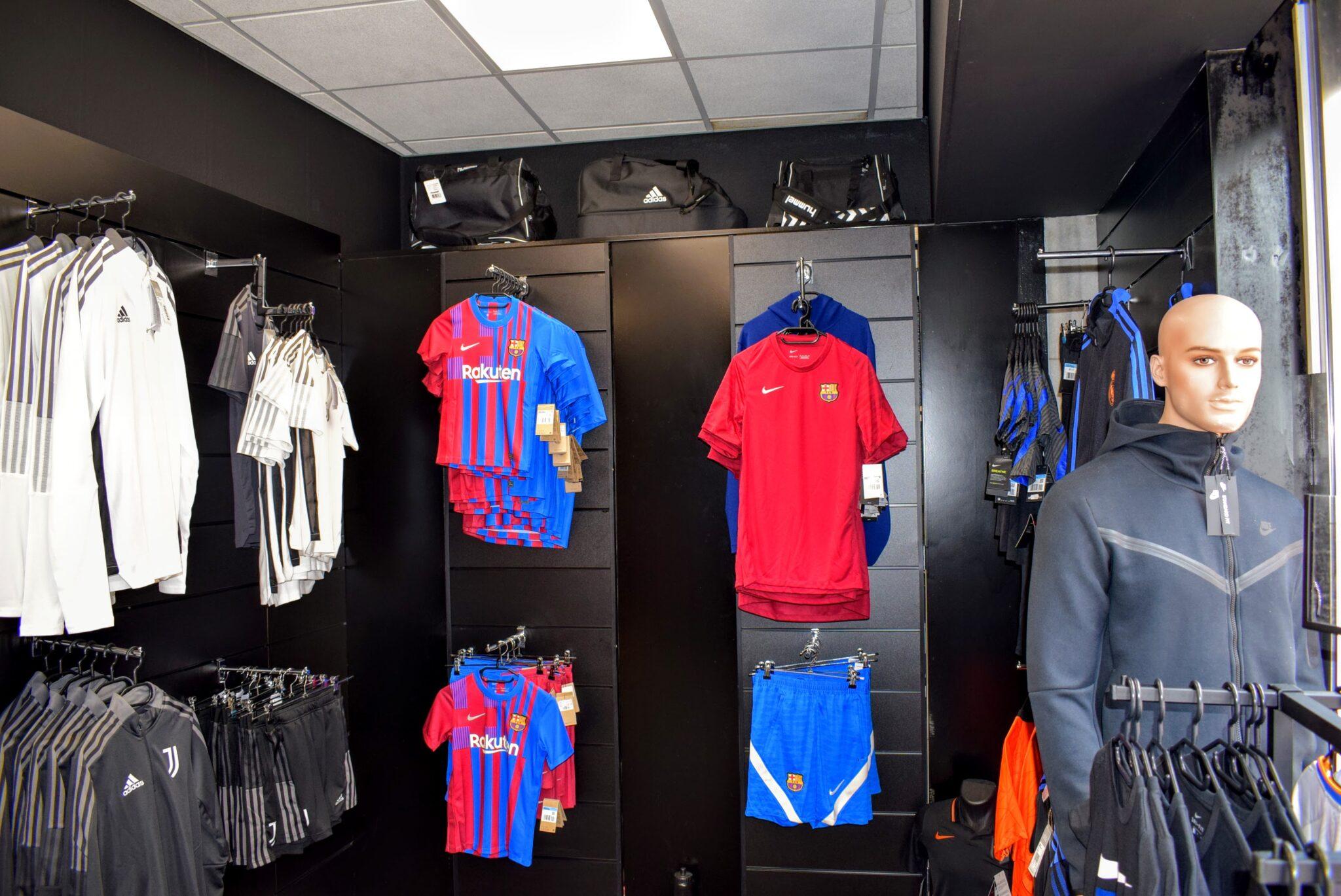 voetbalshop Zwolle