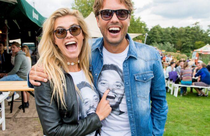 Bas Smit en Nicolette van Dam