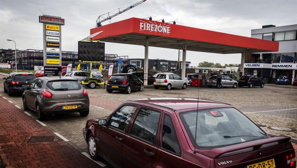 Benzineoorlog Zwolle