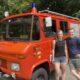 Brandweerwagen Zwolle