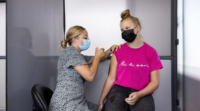 vaccineren Zwolle