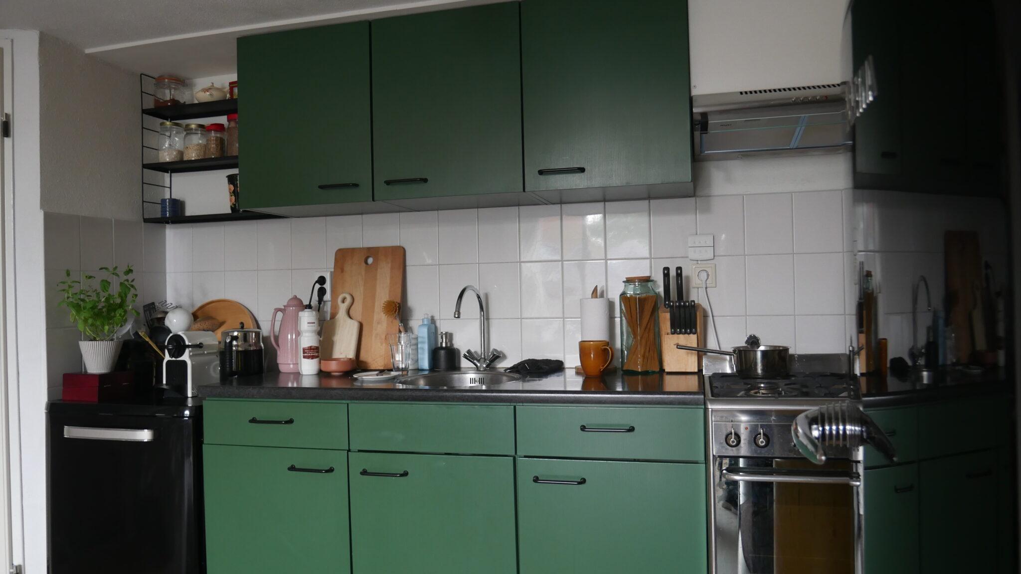 keuken vide kerk Zwolle